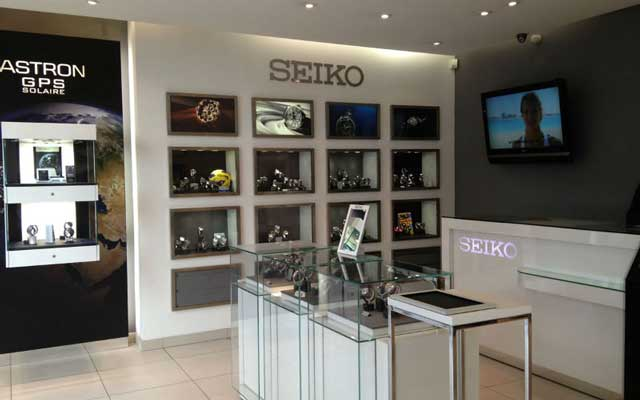 Seiko проверка серийного номера часов